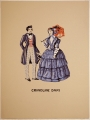 [Kansas: Costume Plates] History of Costume in America [incomplete set of 5 plates]