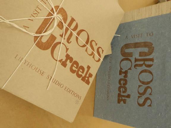 visit to cross creek 001 2013 florida artists books prize